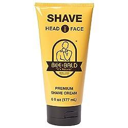 Bee Bald Shave Premium...