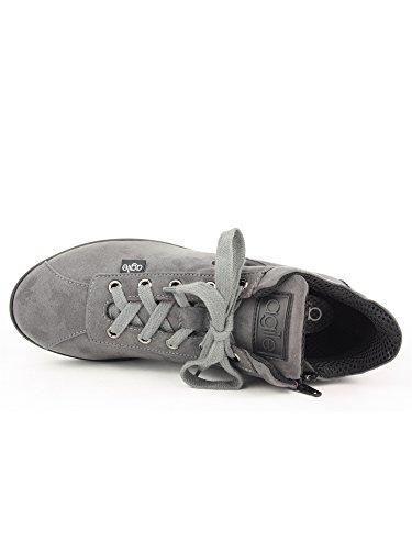 RUCOLINE , Chaussures de ville à lacets pour homme Gris - Grigio