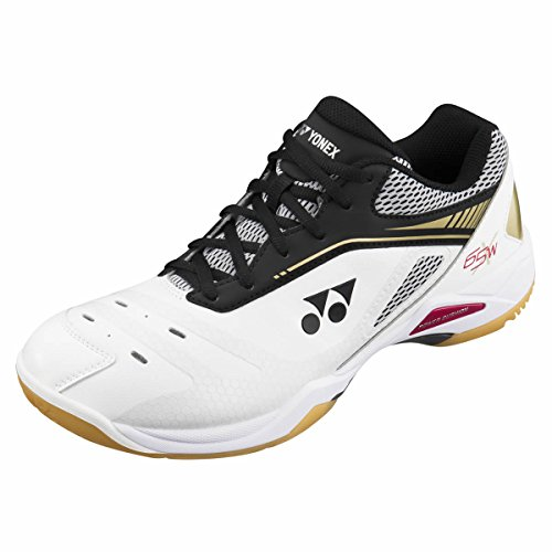 Yonex Badmintonschuh Power Cushion 65X Wide Herren Weiß (42)