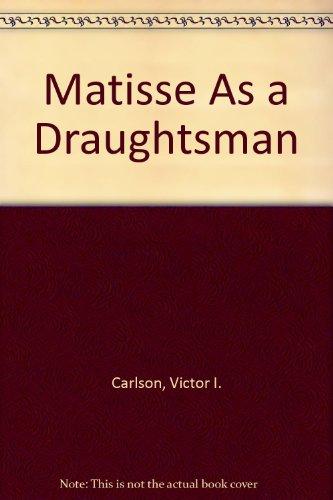 Matisse as a Draughtsman