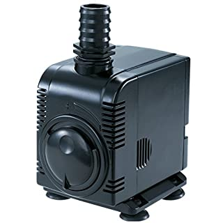 garden ornaments and accessories Bermuda Water Feature Pump 1500 LPH