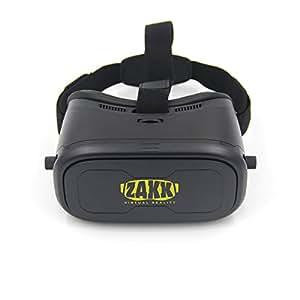 ZAKK VR BOX-VR Virtual Reality 3D Glasses for Smart Phones