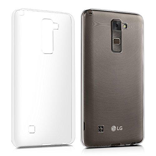 kwmobile LG Stylus 2 Hülle - Handyhülle für LG Stylus 2 - Handy Case in Transparent