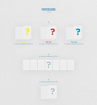 Got7–Eye On You [Sie Ver.] Cd + Fotobuch + 3Fotocards + Gefaltet Poster + Pre-order Vorteile + Geschenke 6