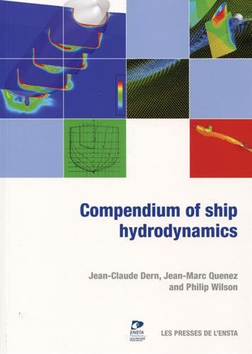 Compendium of ship hydrodynamics par Philip Wilson