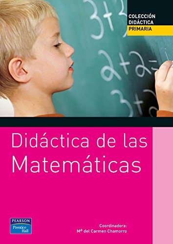 Didáctica de las matemáticas para primaria - 9788420534541