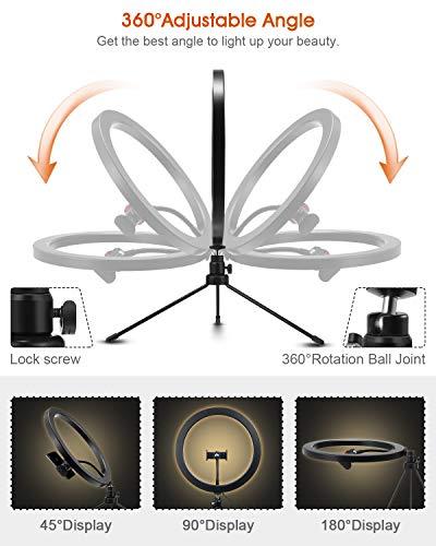 Zoom IMG-4 elegiant luce per selfie 10