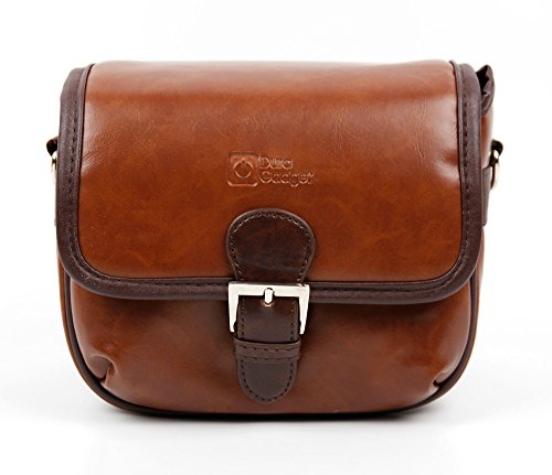 small-brown-pu-leather-satchel-carry-bag-with-customisable-inserts-for-the-slooxcie-3-looxcie-3-by-d