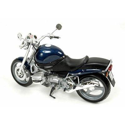 Italeri–i10416–Modellbau Kettenschloss–Zahlenschloss Mopedschloss–BMW R1100R Blau von Italeri