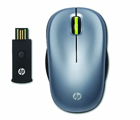 HP Wireless Wire Free Optical Mobile USB Mouse for Windows