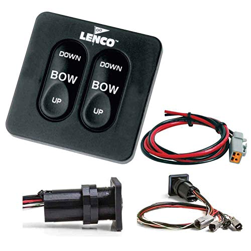 Unbekannt Lenco Marine Lenco Standard Integrated Tactile Switch Kit w/Pigtail f/Dual Actuator Systems -