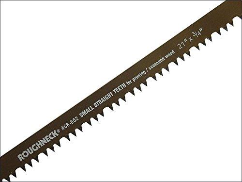 Roughneck 66852 530 mm Lame de scie à archet 53,3 cm petites dents