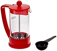 Bodum Brazil 3-Cup French Press Coffee Maker 12oz (colors vary)