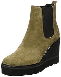 Kennel und Schmenger Schuhmanufaktur Damen Scout Chelsea Boots, Braun (Tundra 545), 38.5 EU