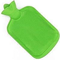 Gummi-Thermoskanne Thermos Single Ribbed Oberfläche, 1750MI Liter Thick Anti-Rutsch-Wassereinspritzung Heißwasserflasche... preisvergleich bei billige-tabletten.eu