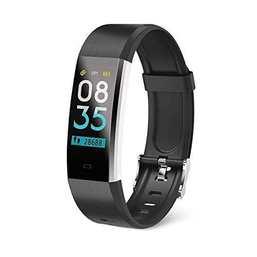 973f11c57 Muvit I/O Health Tensio Lite - Pulsera de Actividad y sueño, Color Negro