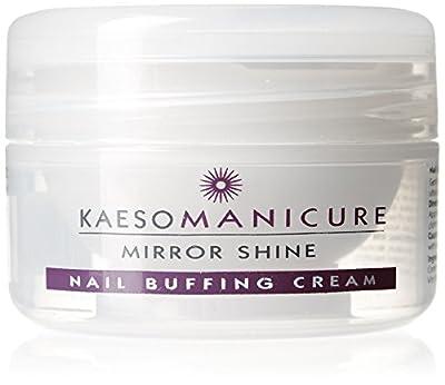 Kaeso Mirror Shine Nail Buffing Cream Buffs 30 ml by Kaeso