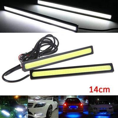 Generic (unbranded) Daytime Running Light for Cars (12V, Set of 2)