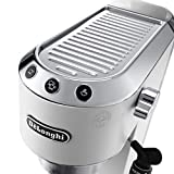 DeLonghi EC 685.W Dedica Siebträgerespressomaschine - 5