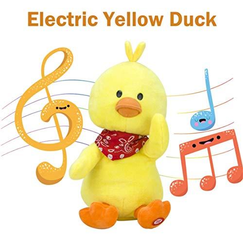 che niedliche kleine gelbe Ente Plüsch Lustige Spielzeuge Weiche gefüllte Puppen Kindergeschenk ()
