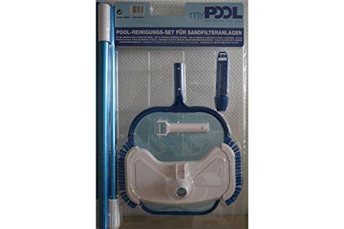 MyPool Reinigungsset für Sandfilteranlagen