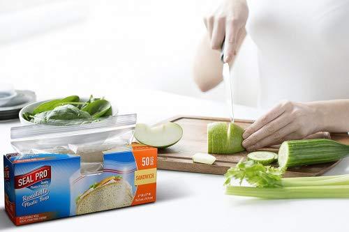 Pflanzensamen Lagerung Kompaktdichtung Beutel 18cm x 12cm 100 PC löschen Basteln, Malen & Nähen Aufbewahrung für Stickereien