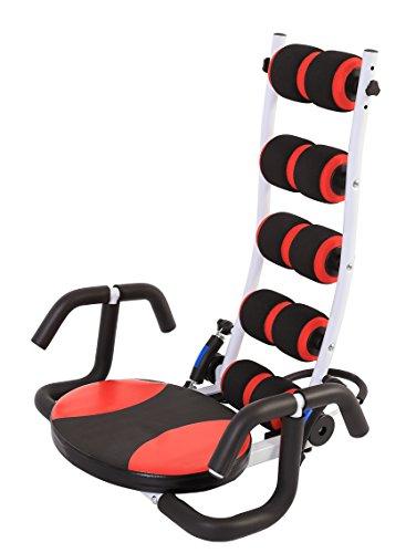 SportPlus Original AB Coach, Bauch- und Rückentrainer, 3-fach verstellbarer Widerstand, rückenschonend, geprüft nach EN 20957