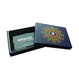 Amazon Pay Gift Cards – In a Blue Gift Box