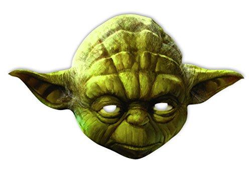 Star Wars Party-Maske Yoda ()