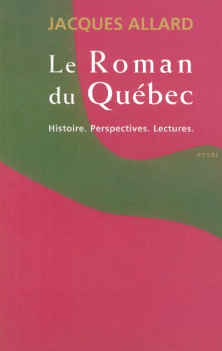 Le Roman du Quebec