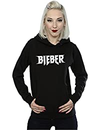 Justin Bieber Women's Simple Logo Hoodie