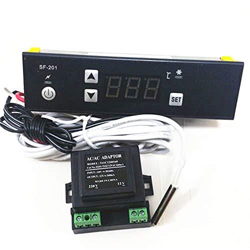 SF - 201 Display Gabinete Congelador Controlador de Temperatura para Industrial Agua...