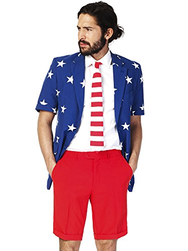 Opposuits Stars and Stripes Anzug Summer Edition