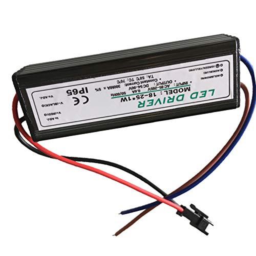 1W 24W 25W Keine Strobe-Nasenlampe Track-Lampe-Wäsche-Wand-Power-LED-Laufwerk ()