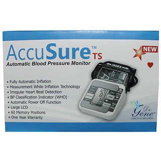 AccuSure TS Automatic Blood Pressure Monitor