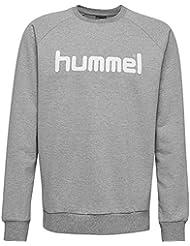 hummel Hmlgo Cotton Logo, Felpa Uomo