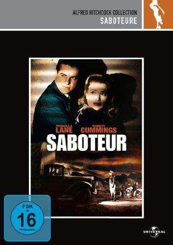 Saboteure (2001, Valentine, Dvd-film)