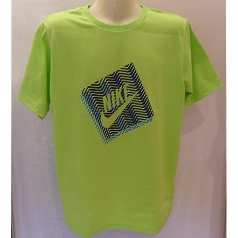 Nike - Top - elastico in vita - Maniche corte
