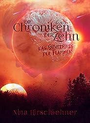 Die Chroniken der Zehn 1: Das Geheimnis der Flammen