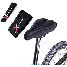Copertura Sedile Bicicletta Nexify (Nero) – Soffice