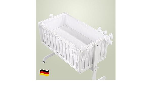 Polster für wiege: amazon.de: baby