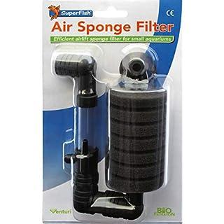 Luftfilter und Schaumstoff