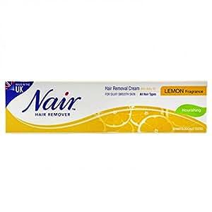Nair Lemon Hair Removal Cream, 110ml