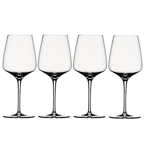 Spiegelau Willsberger Anniversary Bordeaux Glasses, Set of