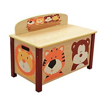 Liberty House Toys tf4820/Kid Safari Big Bo/îte /à Jouets