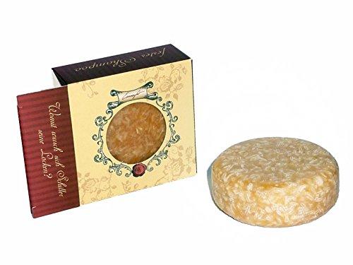 Einseifer Shampooseife Myrtenheide Haar - Seife festes Shampoo (Antimikrobielle Seife)