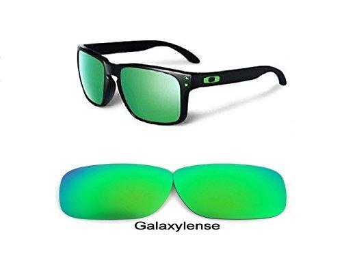Galaxy Lentes De Repuesto Para Oakley Holbrook POLARIZADOS VERDE 100% UVAB  - s, Regular ce99005cee