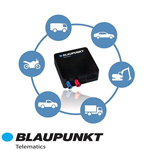 Blaupunkt BPT1500+ Basic GPS Diebstahlschutz GPS Ortung Alarm Tracker PKW Auto Motorrad LKW Transporter Ortungsgerät Alarm-gps-tracker