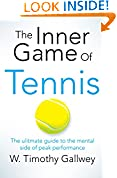 #8: The Inner Game of Tennis: The ultimate guide to the mental side of peak performance