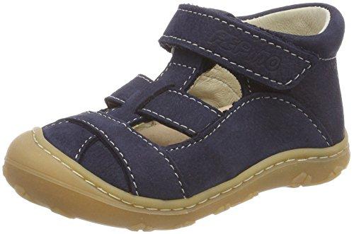 RICOSTA Unisex-Kinder LANI Hohe Sneaker, Blau (See), 20 EU
